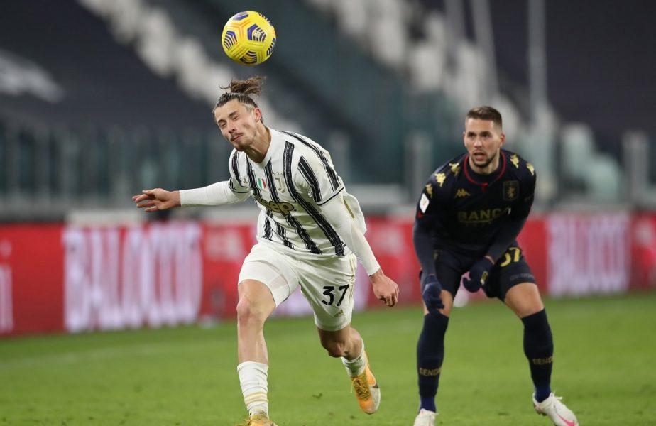 """Andrea Pirlo, cuvinte mari pentru Radu Drăgușin după Juventus – Genoa. """"S-a descurcat foarte bine și și-a demonstrat calitățile!"""""""
