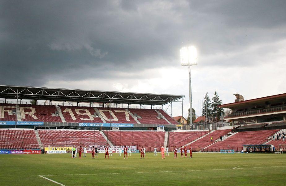 """CFR Cluj, pregătită de boicot dacă FCSB nu intră în carantină. """"Nu există loc de interpretări, trebuie respectată legea!"""". Amenințările ardelenilor"""