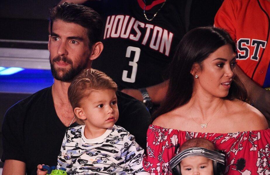 """""""Dacă te pierd, nu știu ce voi face!"""" Strigătul de disperare al soţiei lui Michael Phelps. Campionul luptă cu """"Boala secolului 21"""""""