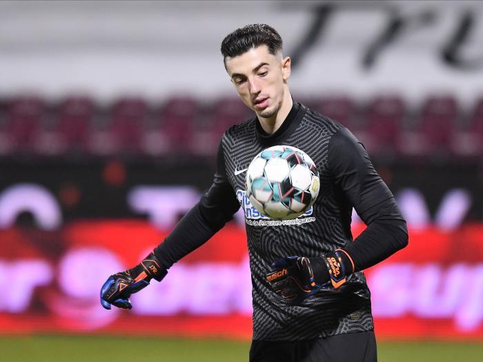 """Dinu Todoran, ultimele detalii despre situaţia lui Andrei Vlad: """"Am avut o discuție!"""" Ce se întâmplă cu portarul FCSB după ce Gigi Becali a anunţat că îl cedează la Universitatea Craiova"""