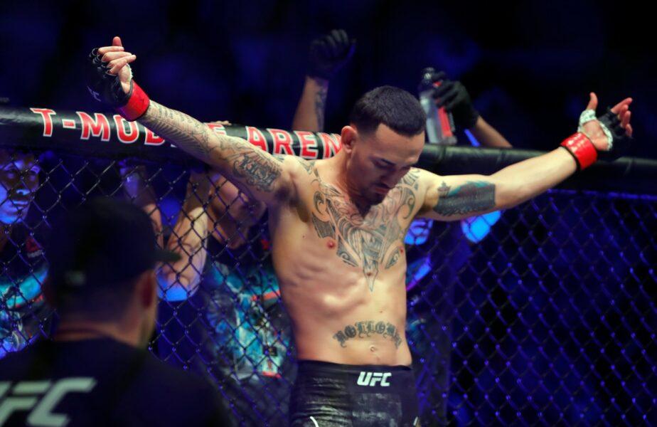 Nou record într-un meci din UFC: 445 de lovituri încasate timp de 5 runde. În runda a patra a încasat o lovitură la 2 secunde!