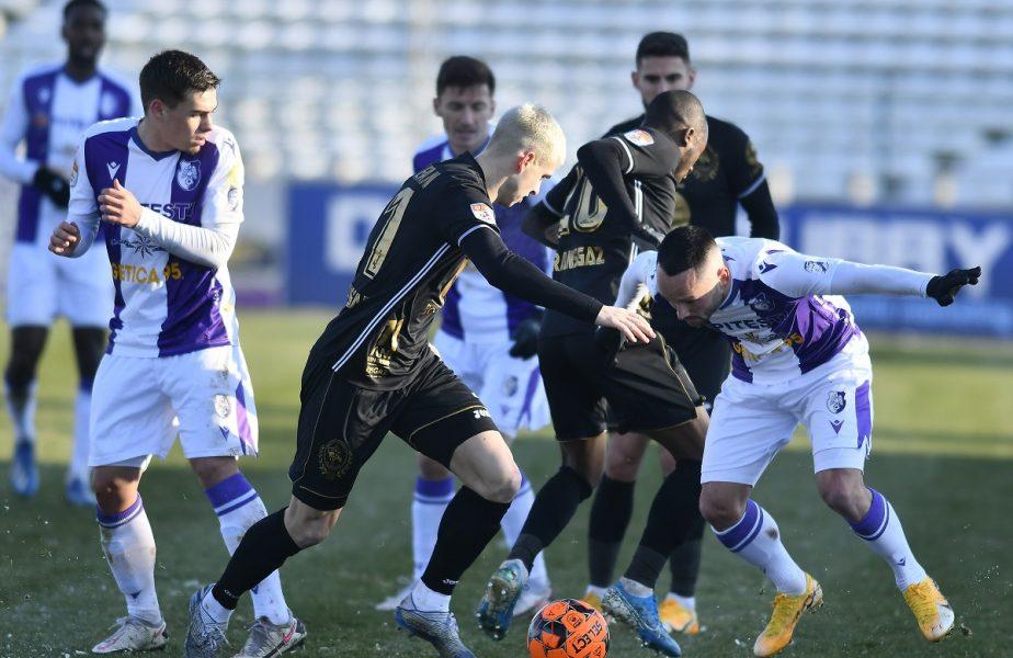 """FC Argeş – Gaz Metan 1-1   Au marcat ambele goluri, dar au luat un singur punct! """"Animalul"""" Costa, absent de la meci! Antrenorul portughez, suspect de Covid-19"""