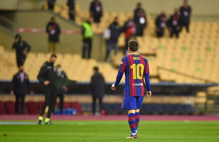 """PSG confirmă planul pentru transferul monstruos al lui Lionel Messi: """"Am făcut o rezervare la masa negocierilor"""""""
