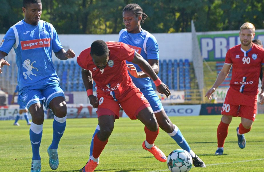 Poli Iași – FC Botoșani 0-1. Echipa lui Marius Croitoru câștigă pe final. Poli Iași, o singură victorie în ultimele 11 etape