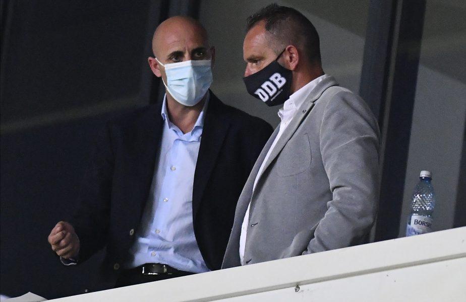 Scene inimaginabile la Dinamo! Pablo Cortacero s-a jurat pe copiii săi că vine cu banii, într-un dialog cu unul dintre jucători. Ce s-a întâmplat după aceea