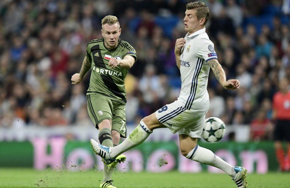 Ce lovitură! Academica Clinceni a adus un jucător care i-a dat gol lui Real Madrid într-un meci nebun din Liga Campionilor