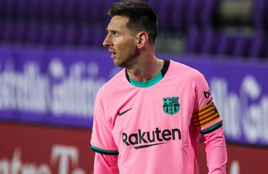 Alertă la Barcelona! Messi ar putea primi o suspendare uriaşă după eliminarea din partida cu Bilbao