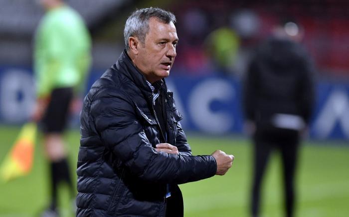 """""""A doua repriză a venit fratele lui Kovacs!"""". Ironiile lui Mircea Rednic, după ce a încurcat-o pe FCSB. """"Am avut trei meciuri la bord"""""""