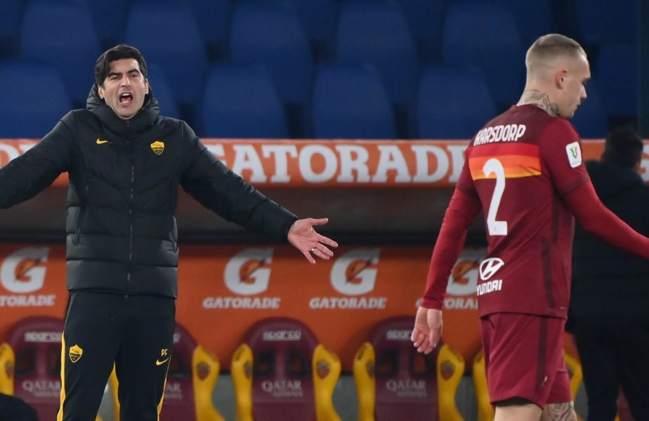"""Ce-a ajuns Roma! Cum să pierzi două meciuri la masa verde, într-un singur sezon. """"Angajăm personal!"""" :)"""