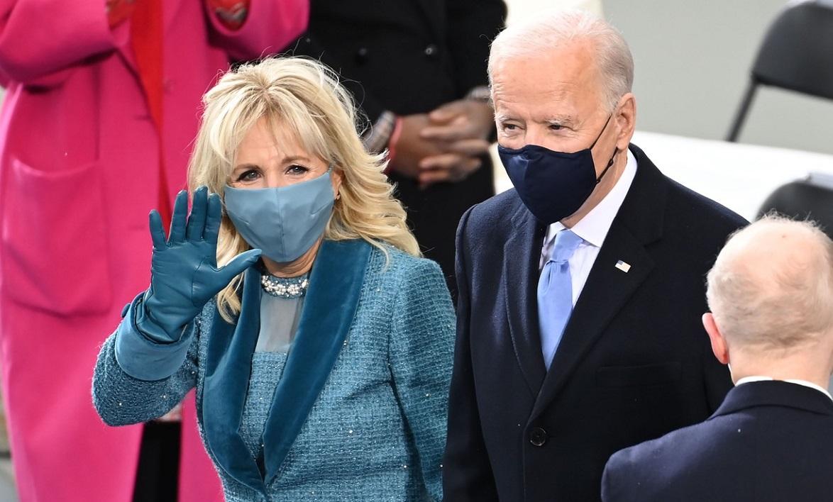 Jill şi Joe Biden