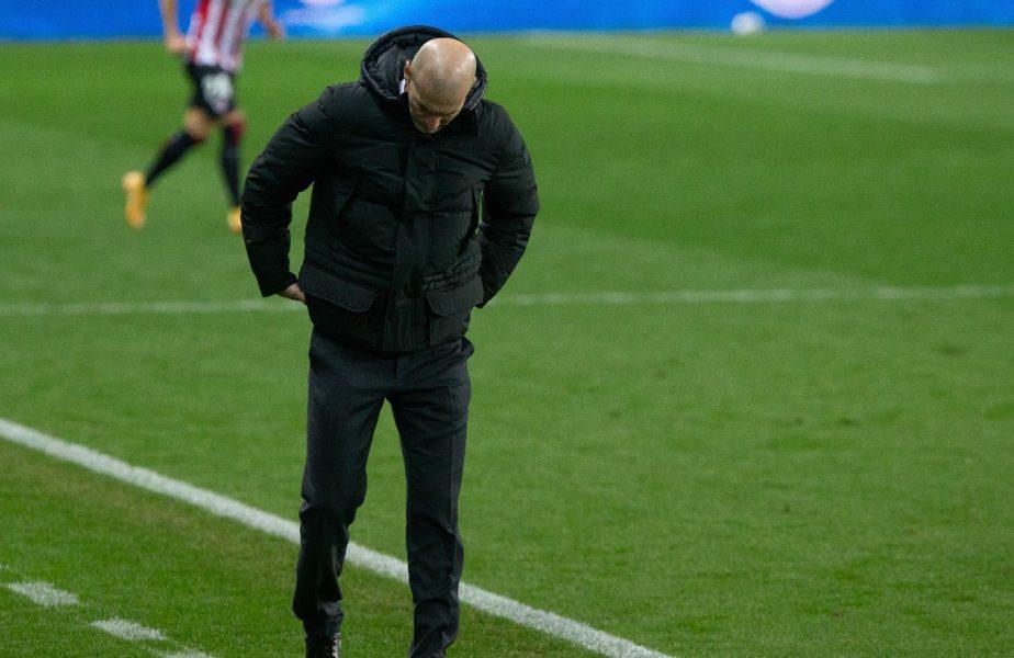 """Zinedine Zidane şochează după ruşinea mondială din Cupa Spaniei, Alcoyano – Real Madrid 2-1! """"Nu este o rușine, nici vorbă"""""""
