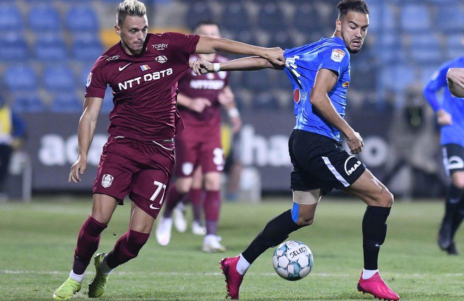 NEWS ALERT | CFR Cluj a vândut un jucător! Atacantul care a semnat cu o echipă din Ungaria