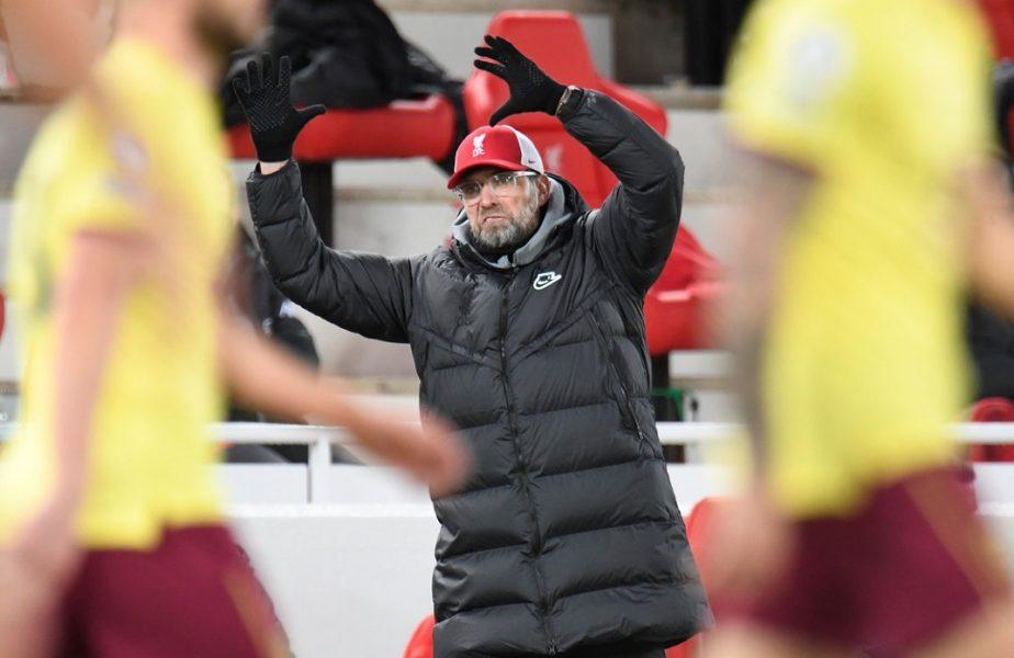 Jurgen Klopp, manager Liverpool