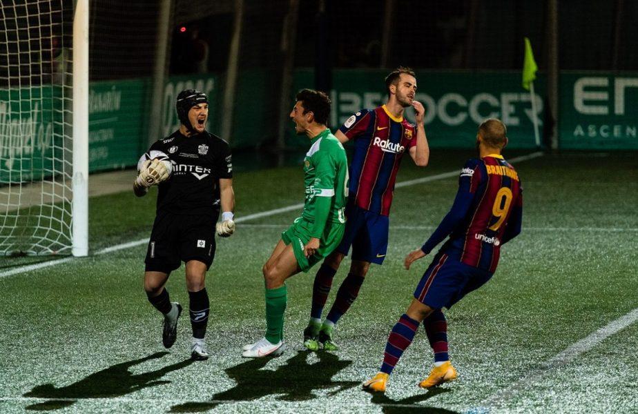 Pericol pentru Barcelona! S-a declarat focar de Covid-19 la Cornella, echipa cu care catalanii tocmai au jucat în Cupa Spaniei