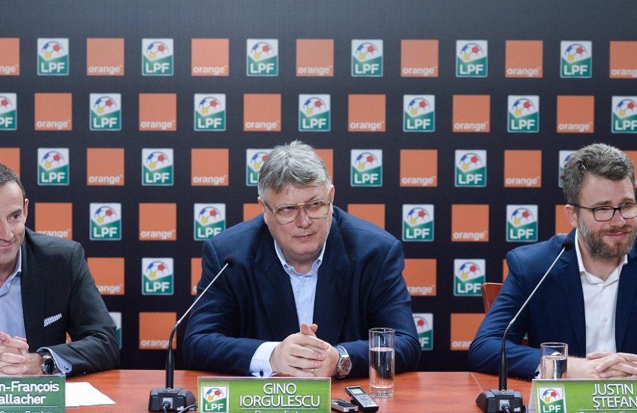 Tensiuni între puterile din fotbalul românesc! LPF cere eliminarea regulii U21 din Liga 1. Ce alternativă a propus
