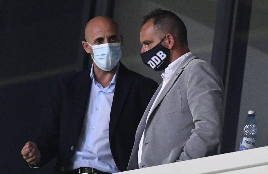 """""""Eu sunt principalul responsabil!"""" Pablo Cortacero şi anunţul de la miezul nopţii. """"Dinamo nu va ajunge în faliment"""". De ce îi acuză de ilegalităţi pe fanii din DDB"""