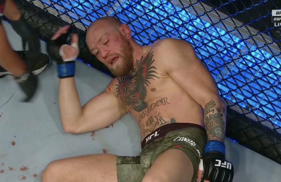WOW!!! Poirier îl face KO pe McGregor în runda a doua, după ce irlandezul conducea meciul!