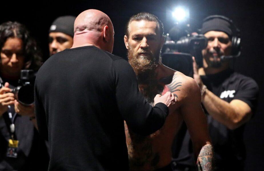 """Conor McGregor, criticat de şeful UFC după ce a fost bătut măr de Dustin Poirier: """"Când era tânăr îi era foame, acum are de toate"""""""