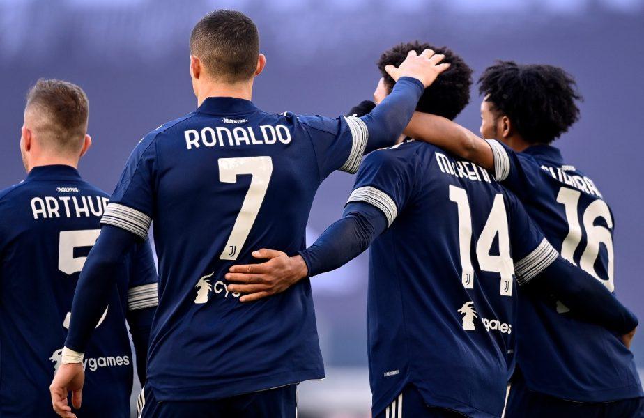 Juventus – Bologna 2-0. Bianconerii au relansat lupta la titlu! Arthur și Wenston Mckennie au adus victoria echipei lui Andrea Pirlo