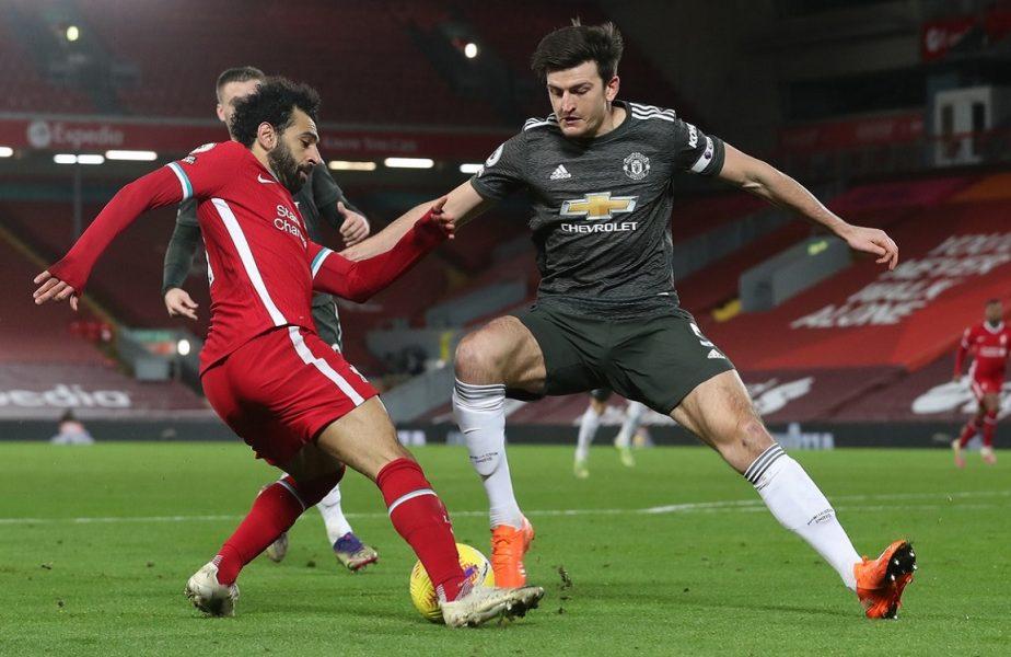 """Manchester United – Liverpool 3-2. """"Diavolii"""" au câştigat derby-ul din Cupa Angliei. Klopp, o singură victorie în ultimele şapte meciuri! Salah a reuşit degeba """"dubla"""""""