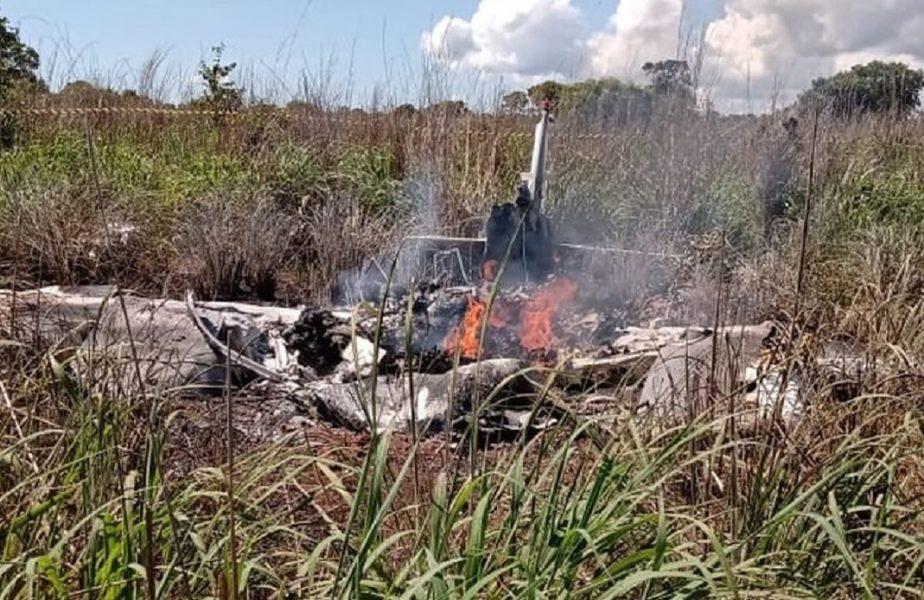 """""""Blestemul"""" Chapecoense loveşte din nou! Un avion în care erau patru fotbalişti s-a prăbuşit în Brazilia. """"Nu există supravieţuitori"""""""