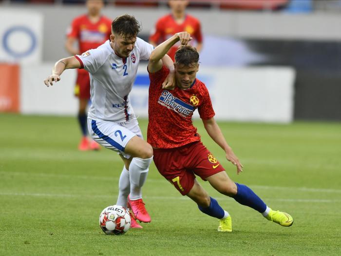 Denis Haruţ a uitat de transferul ratat la FCSB! Ce e declarat fundaşul lui Botoşani, după ce a umilit-o pe Dinamo