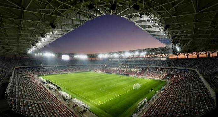 CSA Steaua va inaugura stadionul din Ghencea