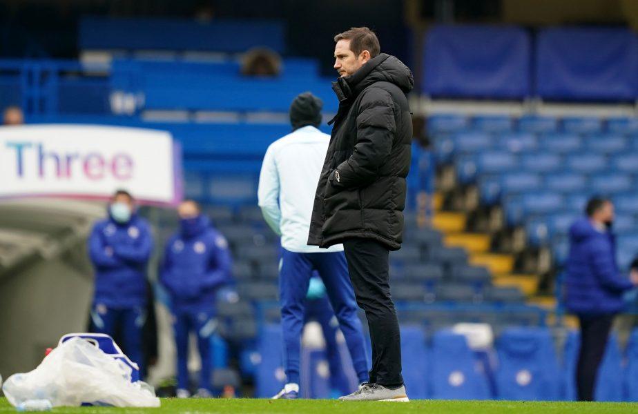 NEWS ALERT | OFICIAL Frank Lampard a fost dat afară de la Chelsea! Tuchel va fi înlocuitorul său!