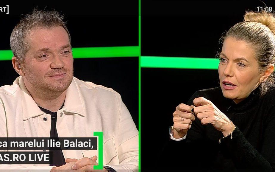 """EXCLUSIV AS.ro LIVE   Tupeu de fotbalist! Atanas, către Ilie Balaci: """"Bat mai bine decât tine loviturile libere!"""" """"Minunea blondă"""", reacție fabuloasă: """"Ce ai zis, mă?"""""""