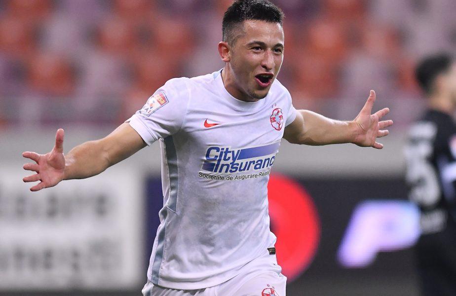 """Gigi Becali poate da un nou tun financiar! Un club uriaş din Europa a pus ochii pe Olimpiu Moruţan: """"E primul pe listă!"""""""