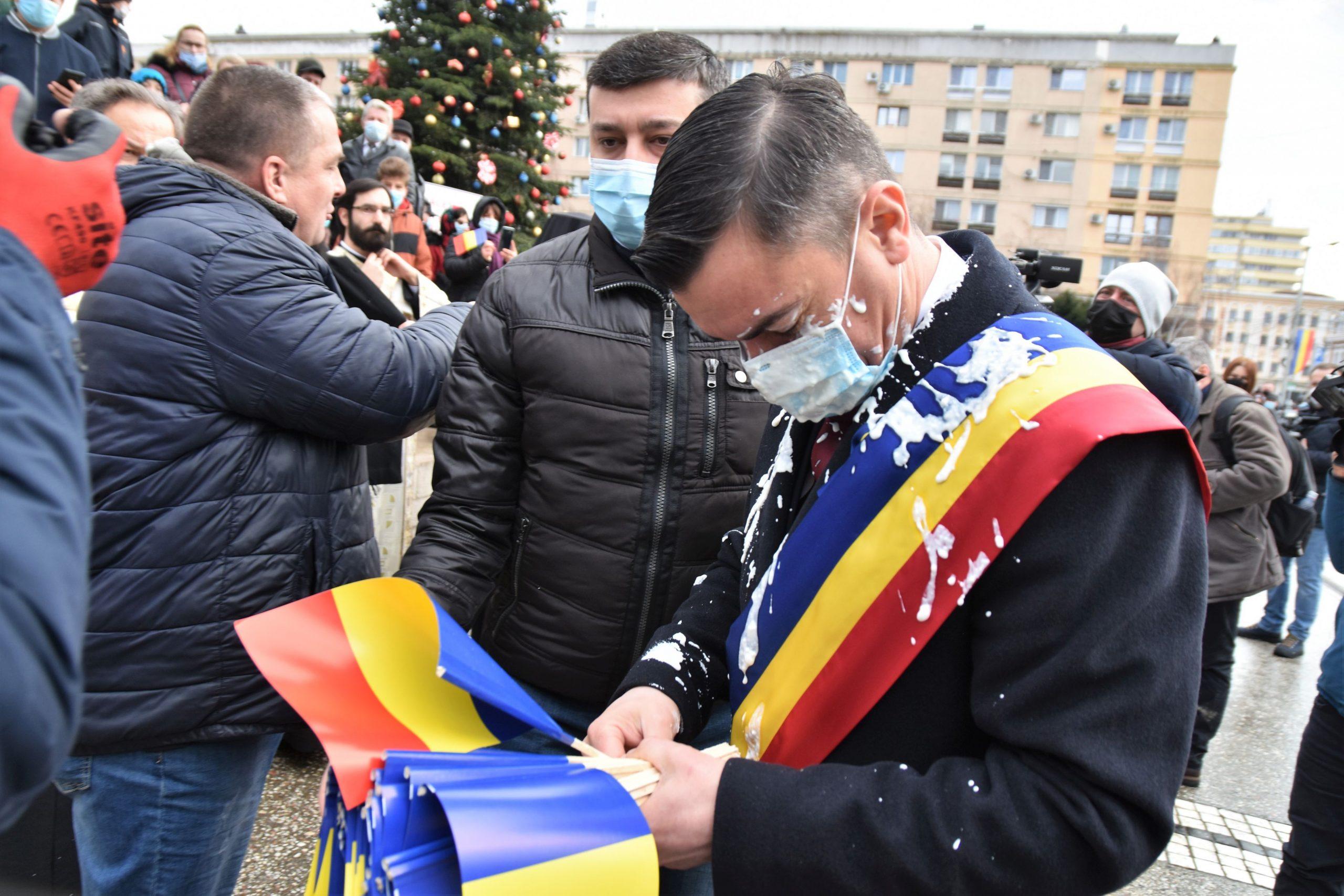 """Primarul din Iași a făcut praf echipa lui Daniel Pancu: """"Când îi prind pe-ai noștri, îi ard de le sună apa în cap! Poli este """"lanterna roșie"""" din Liga 1"""