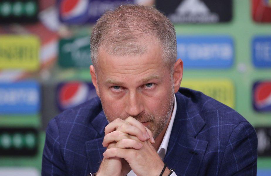 """Edi Iordănescu cere de urgenţă transferuri pentru a răpune FCSB în lupta la titlu: """"Eu am spus să vină un jucător, dar a plecat Djokovic! Acum vreau doi, nu avem soluţii"""""""
