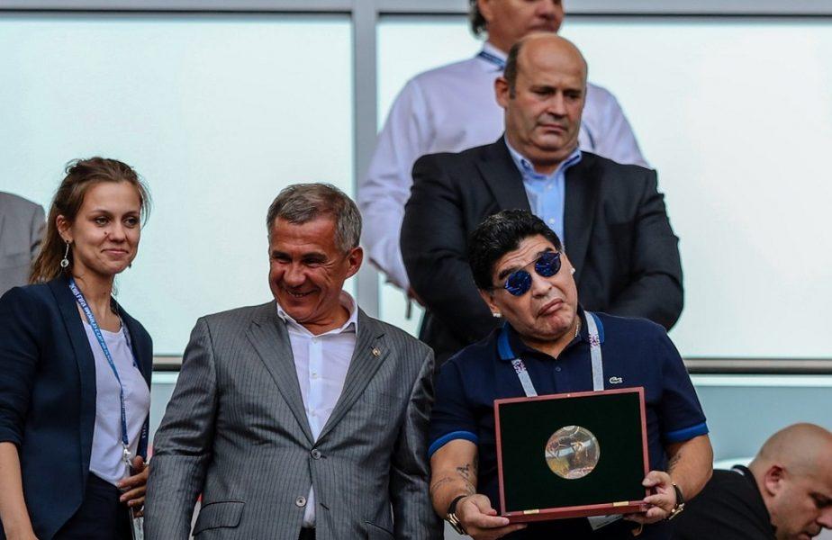 Averea lui Diego Maradona capătă proporţii. Două containere cu bunuri care i-au aparţinut argentinianului, descoperite în Dubai
