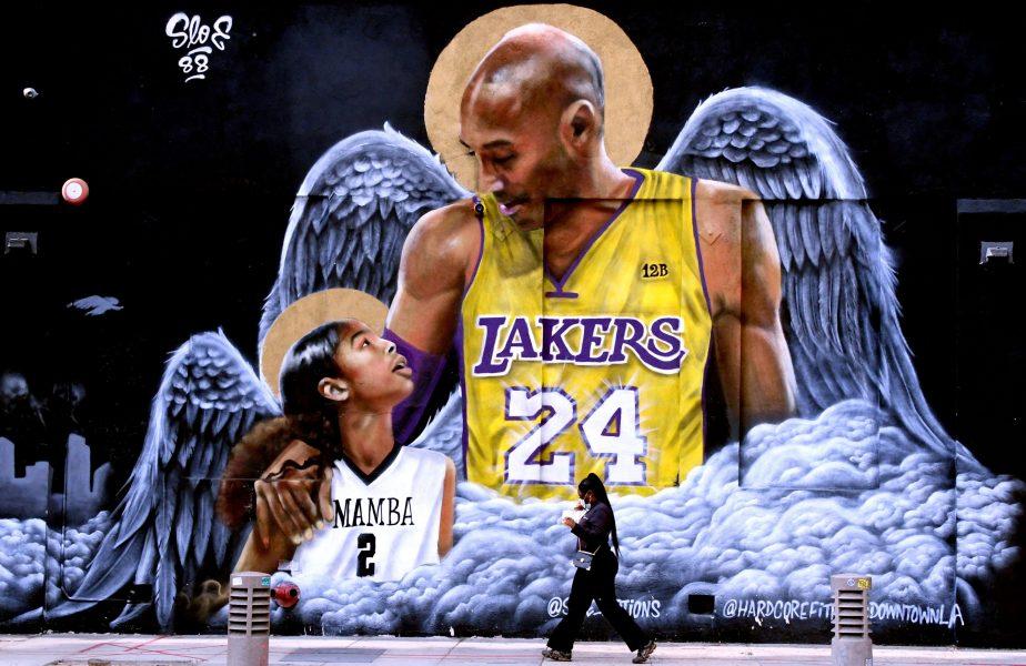 Un an de la moartea sa: Kobe Bryant, nemuritorul!