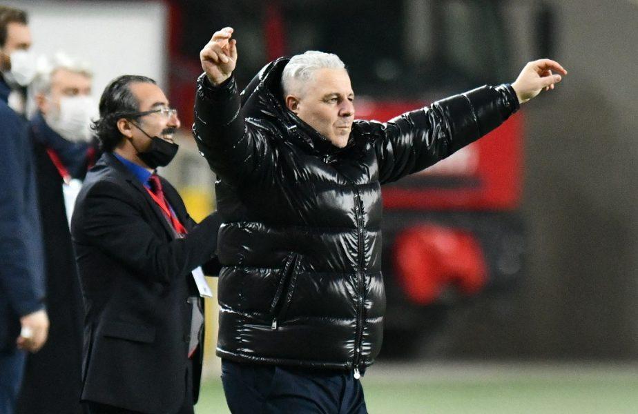 """Marius Şumudică a dat recital când a semnat contractul Rizespor. """"Iubesc Turcia!"""". Ce i-a transmis preşedintelui Recep Erdogan"""