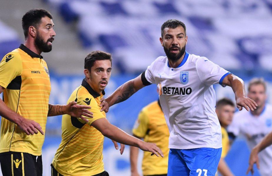 FC Voluntari – Universitatea Craiova 1-1. A cincea remiză consecutivă pentru echipa lui Corneliu Papură. Oltenii, șanse tot mai mici la titlu
