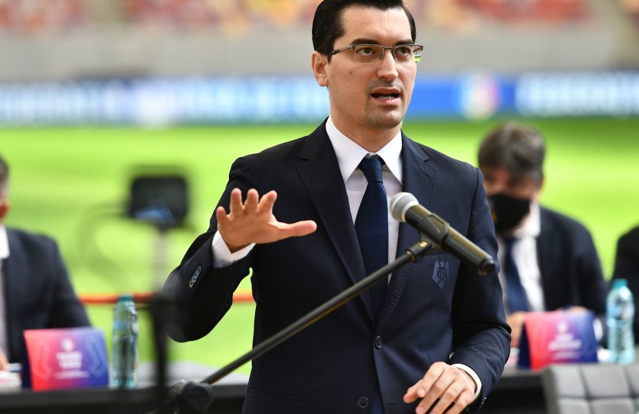 """Răzvan Burleanu, veste uriaşă! Care poate fi primul meci cu spectatori din România: """"Lucrăm la acest scenariu!"""" Starurile care pot fi văzute pe stadion"""
