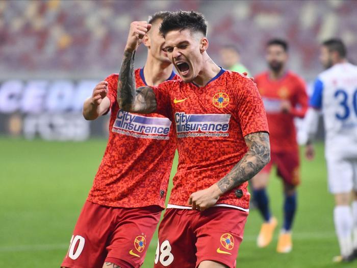 """Dennis Man, tot mai aproape de Parma! """"13 milioane de euro, plus două milioane în bonusuri"""". Condiţia pusă de Gigi Becali"""