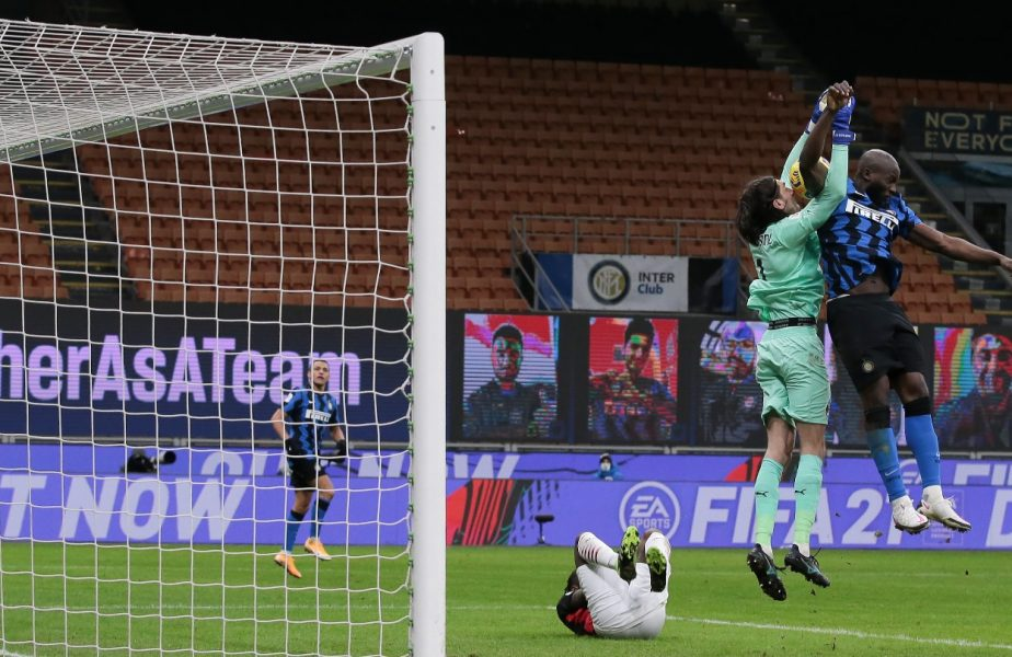 Inter – Milan 2-1 | Reacţia lui Ciprian Tătăruşanu după ce a primit gol în al şaptelea minut al prelungirilor. Ce scrie Gazzetta dello Sport despre evoluţia românului
