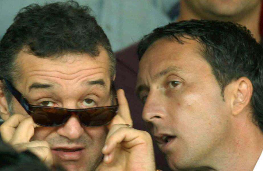 Translatorul Mihai Stoica! Gigi Becali nu ştie engleză şi Meme a fost cel care a negociat transferul istoric al lui Dennis Man la Parma