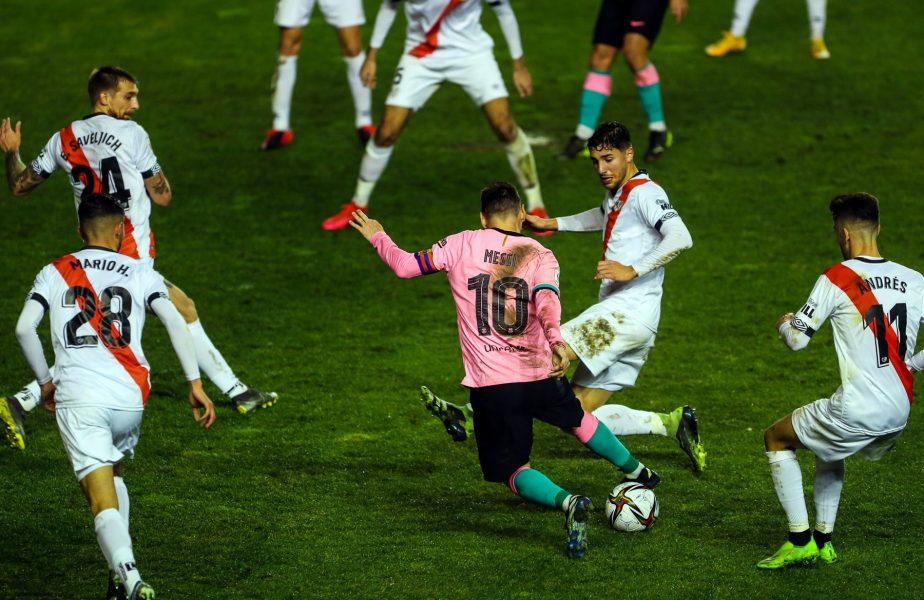 Lionel Messi, bine ai revenit pe planeta noastră! Ratare incredibilă a starului Barcelonei după ce a driblat tot ce i-a ieşit în cale