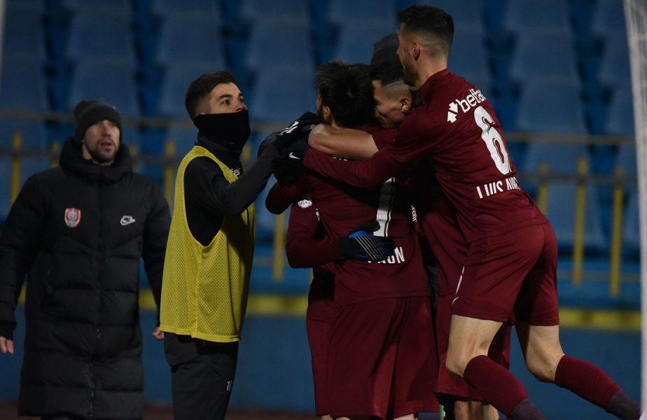 CFR Cluj – Astra 1-1. Campionii au ratat şansa să urce pe primul loc în Liga 1! Budescu şi Deac au marcat în Gruia