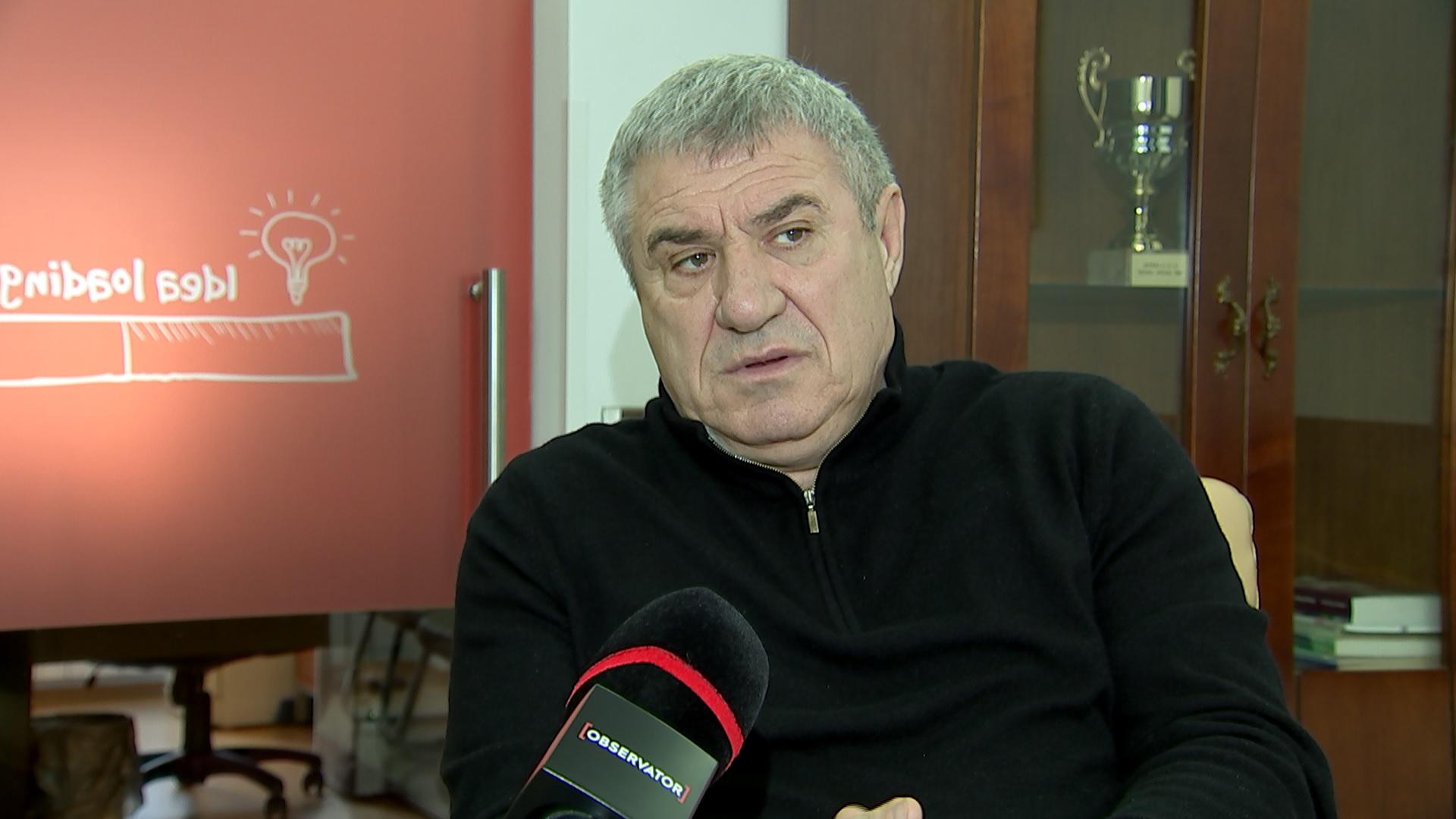 Victor Becali a oferit detalii la microfonul AntenaSport