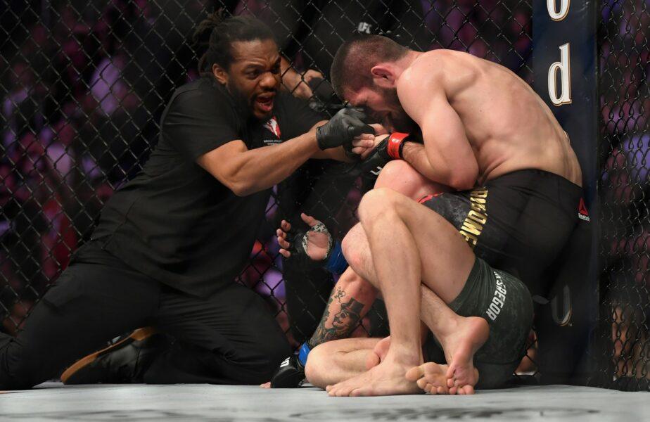 TOP 10 meciuri istorice din MMA, cu Florian Ceafalău! Locul 3 – Conor McGregor vs Khabib Nurmagomedov