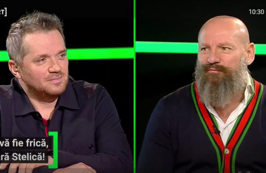 """EXCLUSIV AS.ro LIVE   FABULOS! Bogdan Stelea a dezvăluit cine i-a spus prima dată """"Arnold"""": """"Era o perioadă în care mai aveam păr! A văzut filmul şi mi-a spus aşa!"""""""