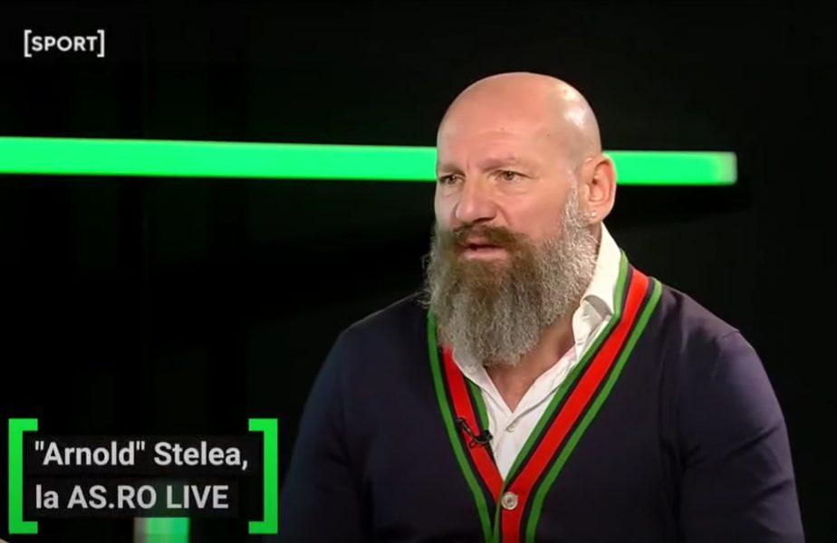 """EXCLUSIV AS.ro LIVE   """"Ne-a durut, încă ne doare!"""" Bogdan Stelea, despre cel mai greu moment de la echipa naţională: """"Atunci am fost praf"""""""