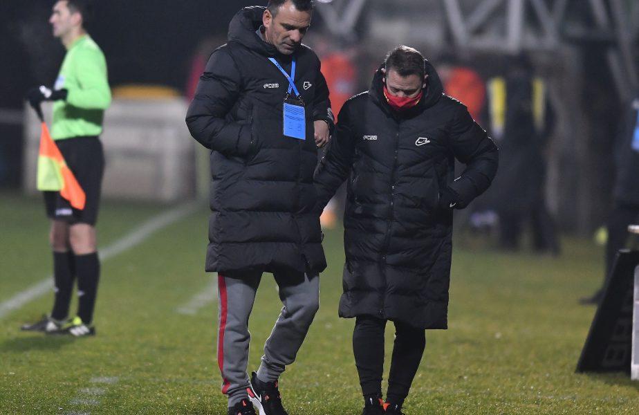 Antrenorul de la FCSB a reacționat după ultimele evenimente de la echipă! Ce spune de plecarea lui Man și transferul lui Vukusic
