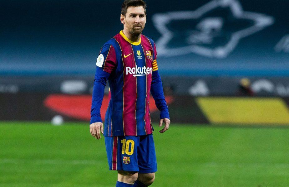 """""""Plecarea lui Lionel Messi este inevitabilă"""". O legendă a Barcelonei a rupt tăcerea: """"Au făcut o greșeală că nu l-au lăsat să plece"""""""