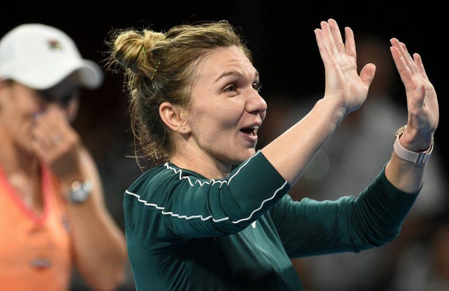 """Ashleigh Barty a îngenuncheat în fața Simonei Halep, după înfrângerea de la Adelaide: """"Mulțumesc, Simo!"""". Cum i-a răspuns românca liderului WTA"""
