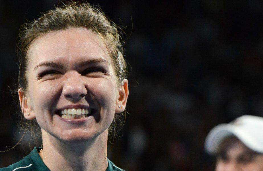 Simona Halep şi-a aflat prima adversară dintr-un meci oficial din 2021. E o fostă campioană de junioare la Wimbledon